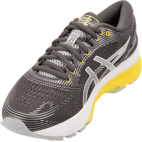 asics Gel-Nimbus 21 Shoes Women, dark grey/mid grey